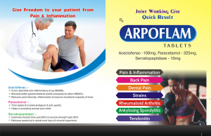 ARPOFLAM TABLETS
