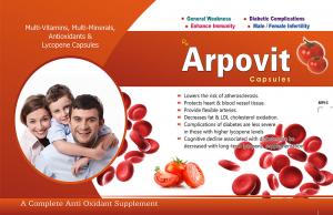 ARPOVIT CAPSULES