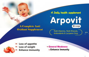 ARPOVIT DROP
