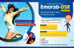 EMORAB DSR CAPSULES